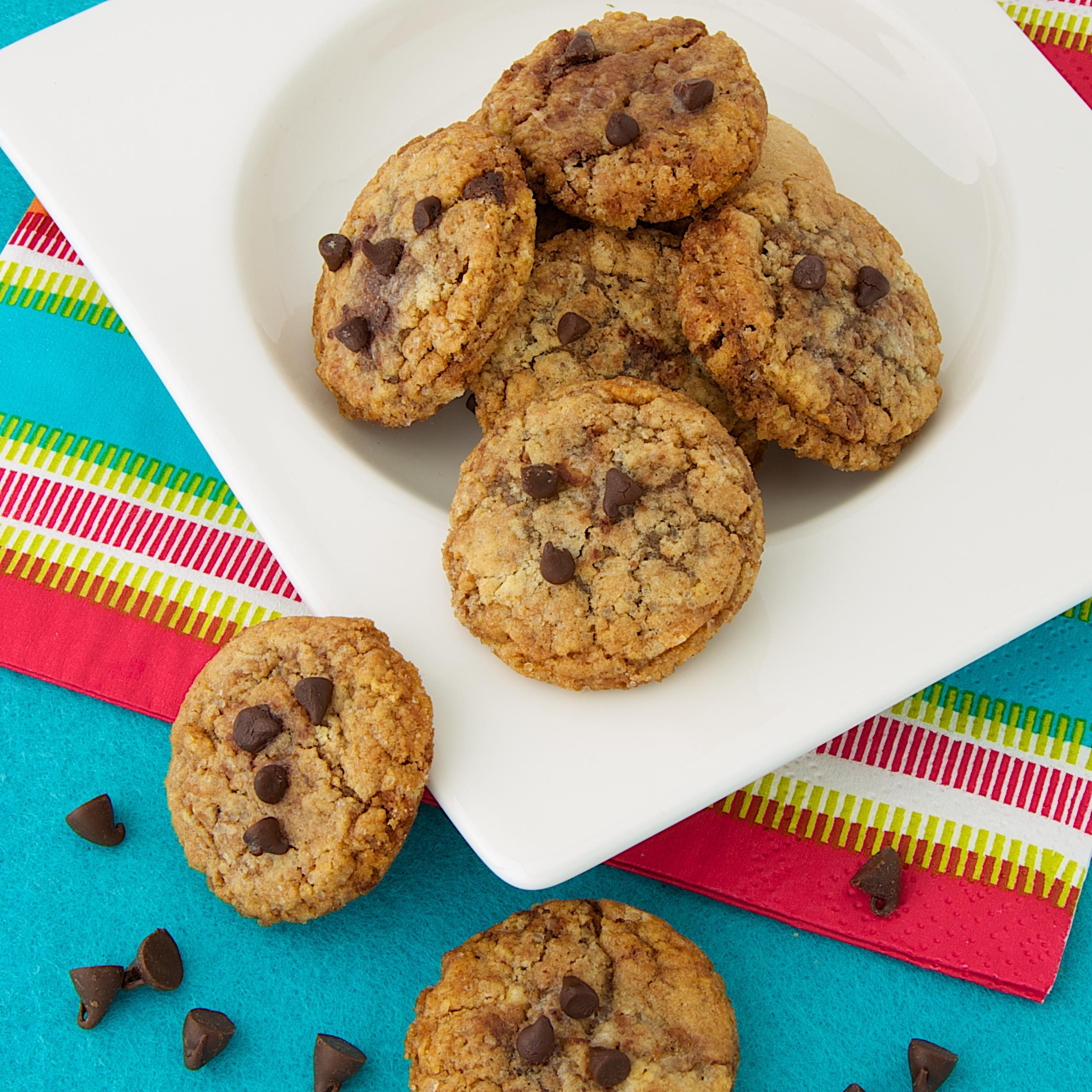Cookies au Président aux Eclats de Chocolat