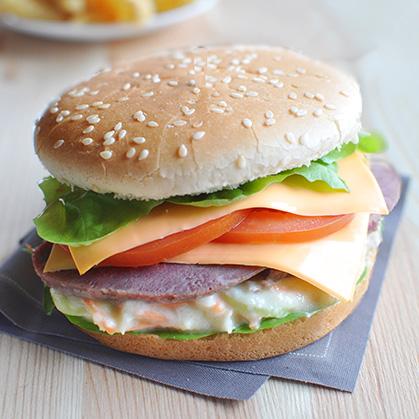 Burger Anglais