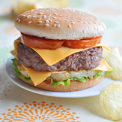 Burger Australien