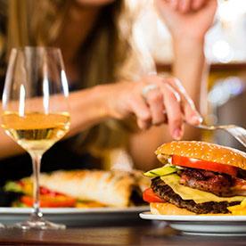 En amoureux : Burger & Quizz