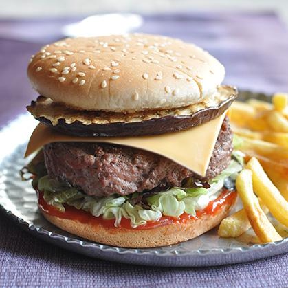 Burger Marocain