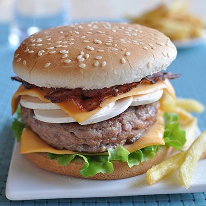 Burger Russe