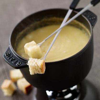 Fondue aux fromages