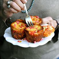 Camembert en brioche aux pralines